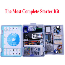 Elego UNO Project The Most Complete Starter Kit for Arduino Mega2560 UNO Nano with Tutorial / Power Supply / Servo Stepper Motor(China (Mainland))