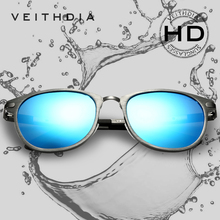 Unisex Retro Aluminum Magnesium Sunglasses Polarized Lens Vintage Outdoor Eyewear Accessories Sun Glasses Oculos de sol 6680(China (Mainland))