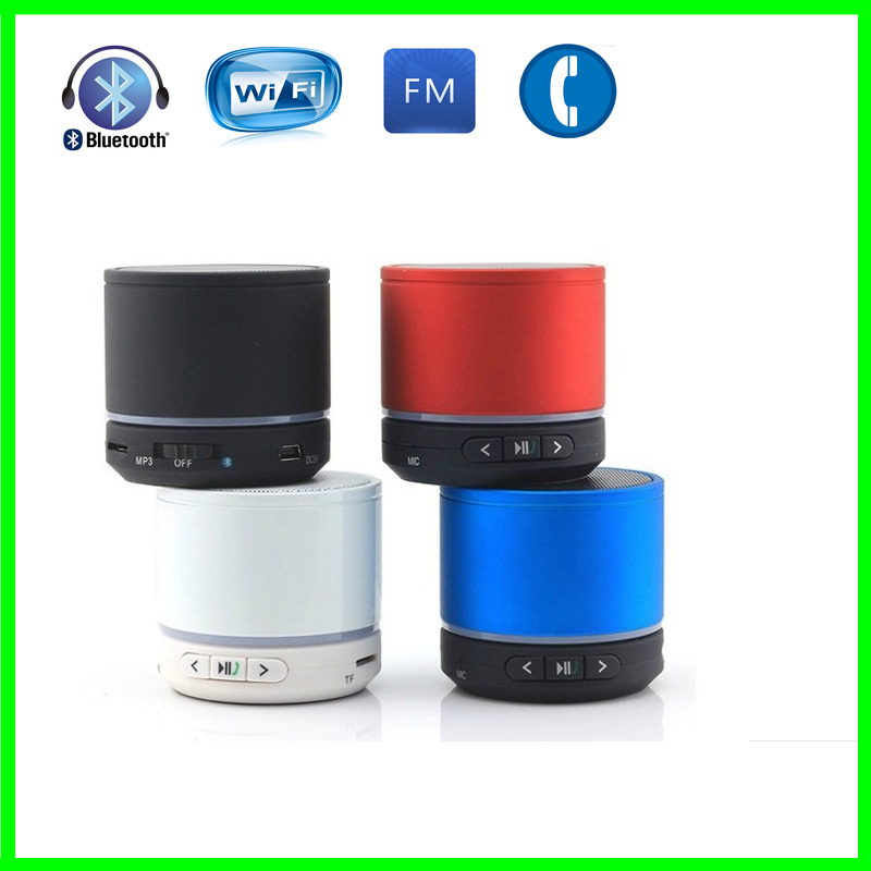Free Shipping ! Best Selling Super Bass Camera Lens Shaped Hifi Stereo Wireless Bluetooth Speaker Sub woofer Boombox Sound box(China (Mainland))