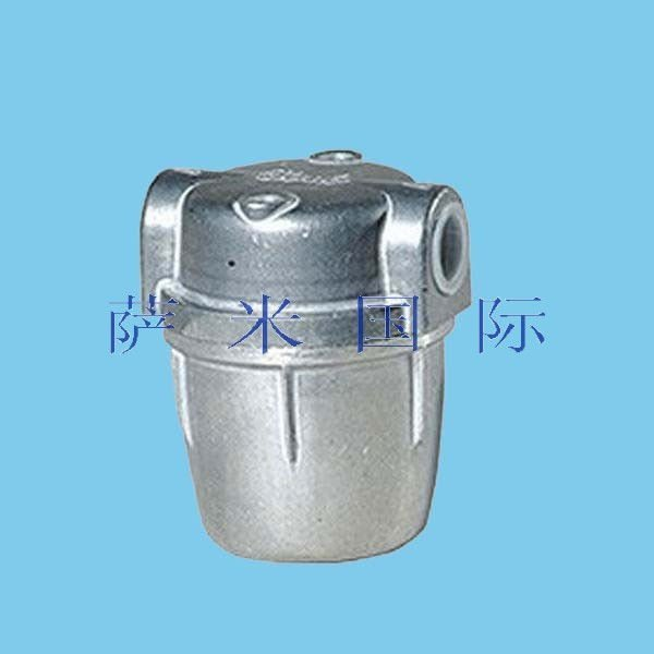 oil filter with aluminum / Burner parts