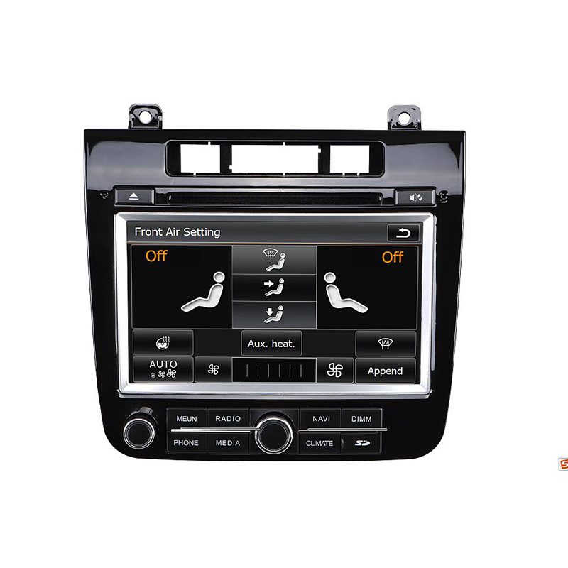 Free Map! 8 2Din Car DVD audio player for VW Touareg 2010-2014,with GPS,Video,USB,Bluetooth,Support Steering Wheel Control<br><br>Aliexpress