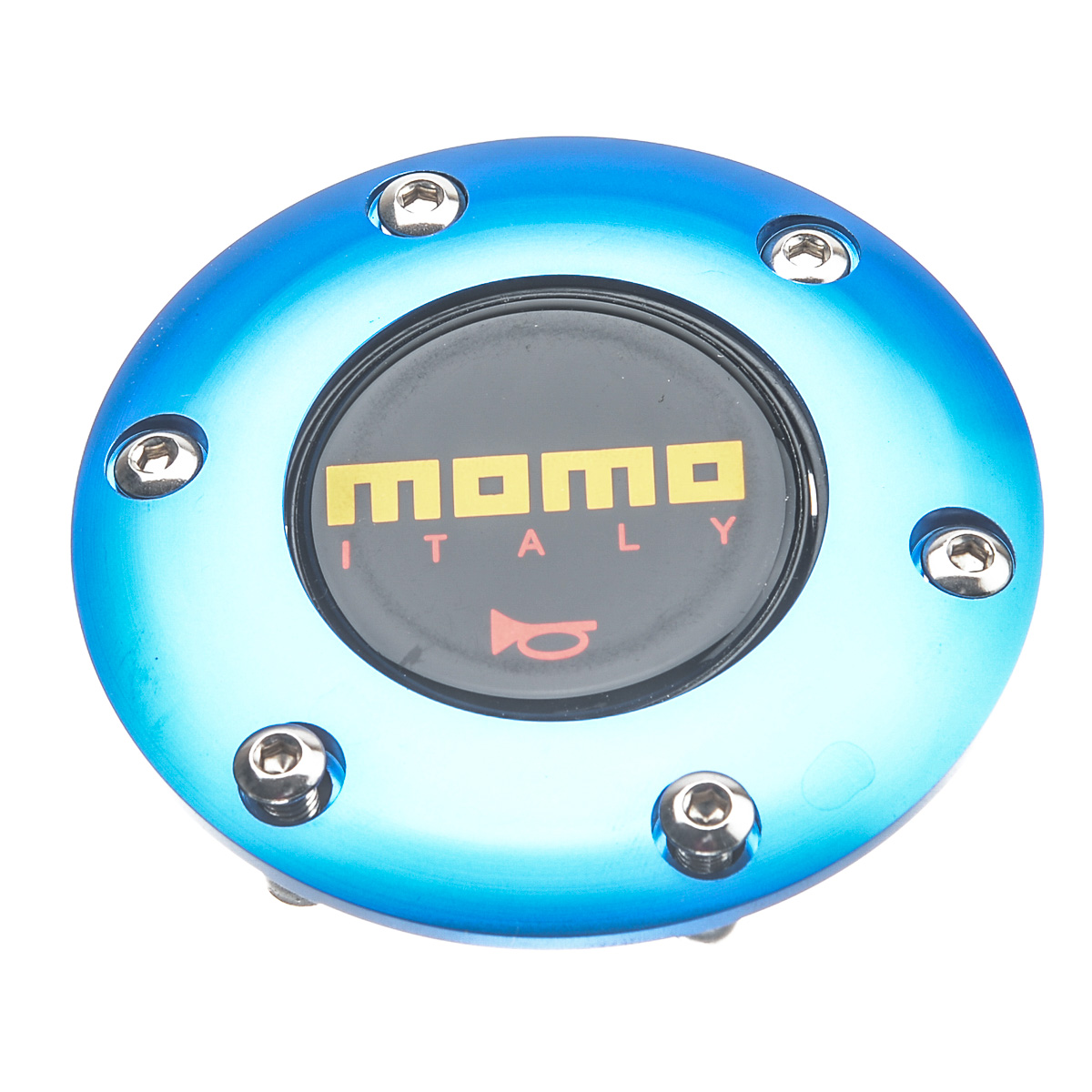 Blue steering wheel buttons Audio and channel control multifunctional Horn button cover modified speaker fiber YA241-SZ(China (Mainland))