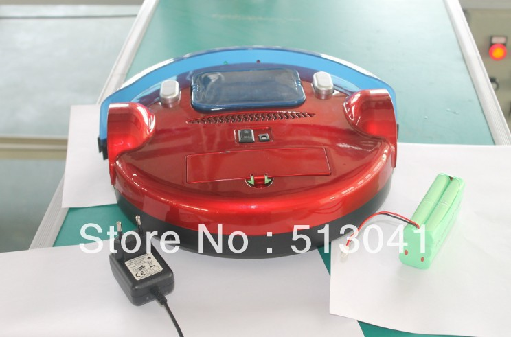 Drop shipping robot vacuum cleaner hotsale now(China (Mainland))