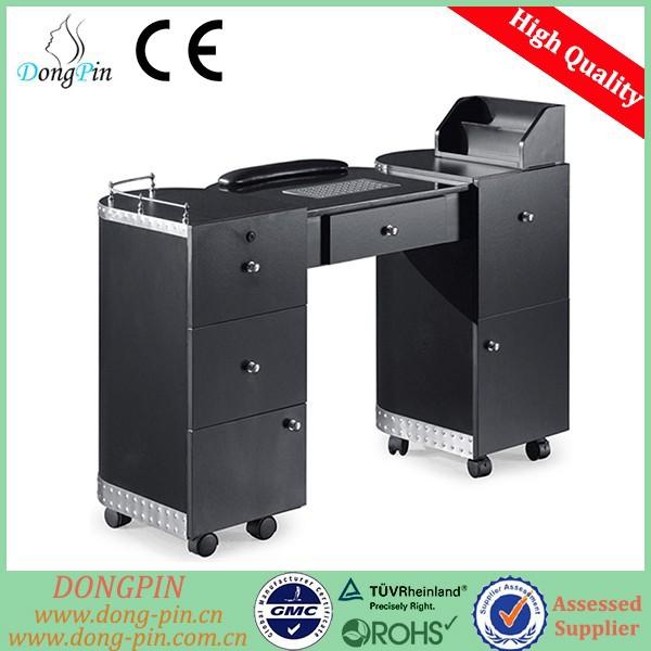 black manicure tables salon equipment(China (Mainland))