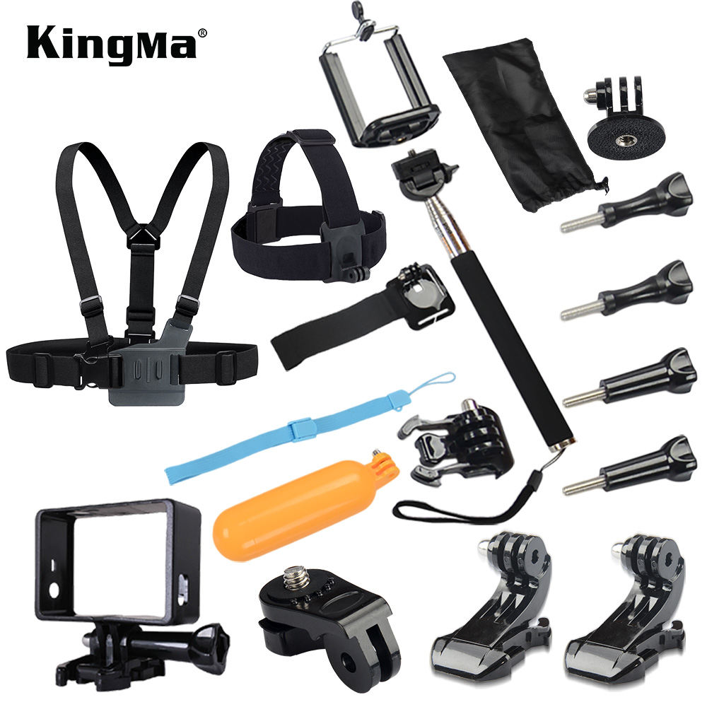 Gopro Accessories Acessorios For Sj4000 Go Pro Hero 1 2 3 4 Floating Bobber