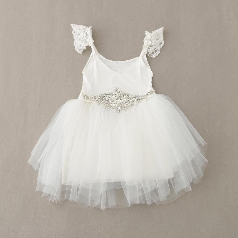 White Infant Dress - RP Dress