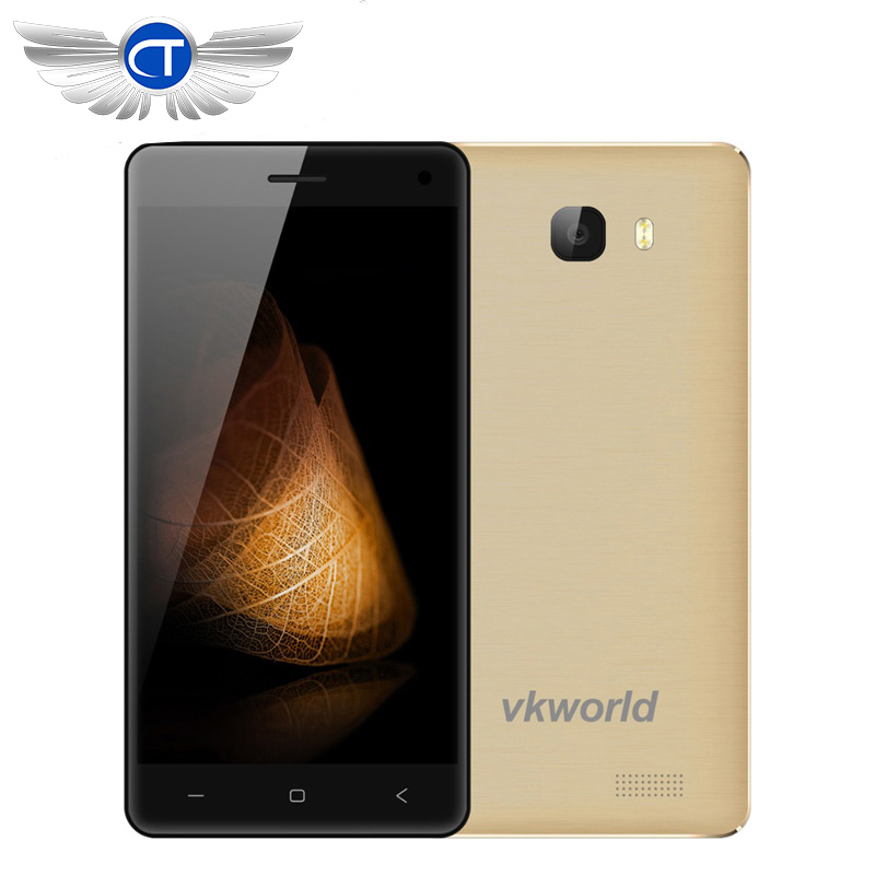 "Presale Vkworld T5 MTK6580 Quad Core Android 5.1 Mobile Phone 5.0"" 1280*720 IPS 2GB RAM 16GB ROM 8.0MP 2000mAh Dual SIM WCDMA(China (Mainland))"