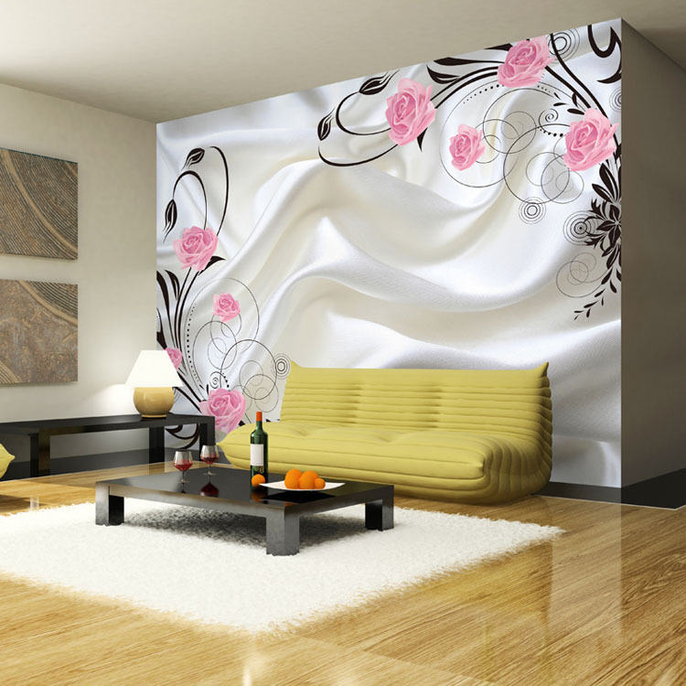 castle rose wall mural - photo #42