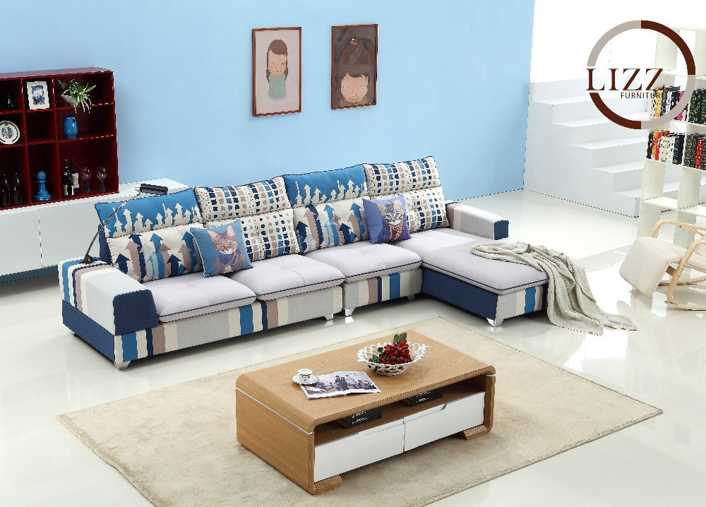 U k lm25 covers fabric sofa couches living room l for U shaped sofa in living room