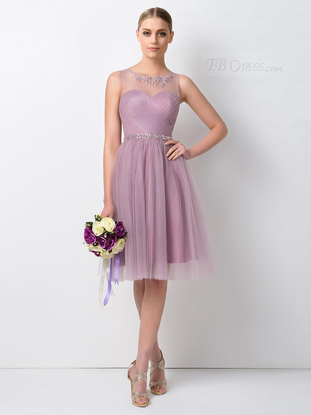 Fairy Bridesmaid Dresses