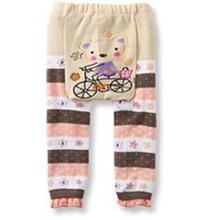 Children Kids PP Pants Long Trousers Cartoon Legging Cotton Baby Boys Girls Wear Hot Sale Free