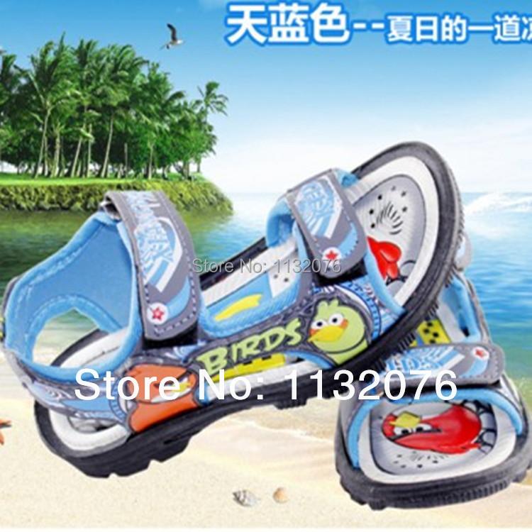 Пляж обувь мальчик сандалии cuhk студентов обувь дети в обувь 3844