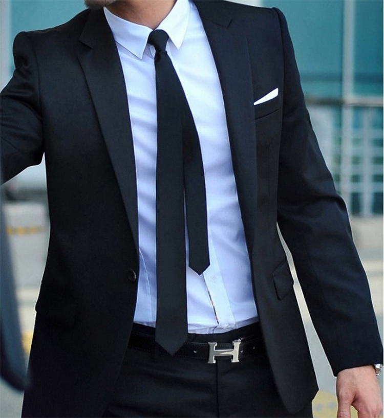 32-Free Shipping New 2015 man suit classic Fashion grooms man suits! Men's Blazer Business Slim Clothing Suit And Pants