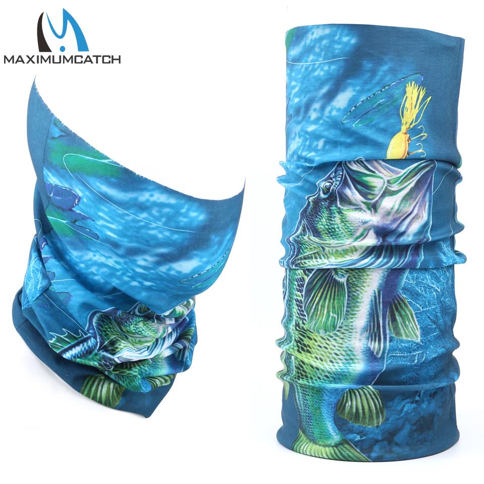 рыболовный шарф
