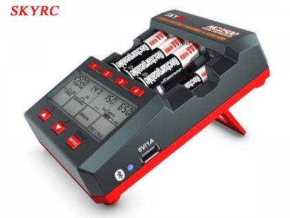 SKYRC original NC2500 AA/AAA battery charger / analyzer(China (Mainland))