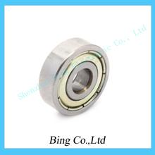 10PCS 608ZZ ABEC-5 8X22X7 608Z Miniature Ball Radial Ball Bearings 608 2Z Deep Groove Radial 608 Ball Bearings Free Shipping