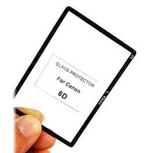 Fotga Premium LCD Screen Panel Protector Glass for Canon EOS 6D