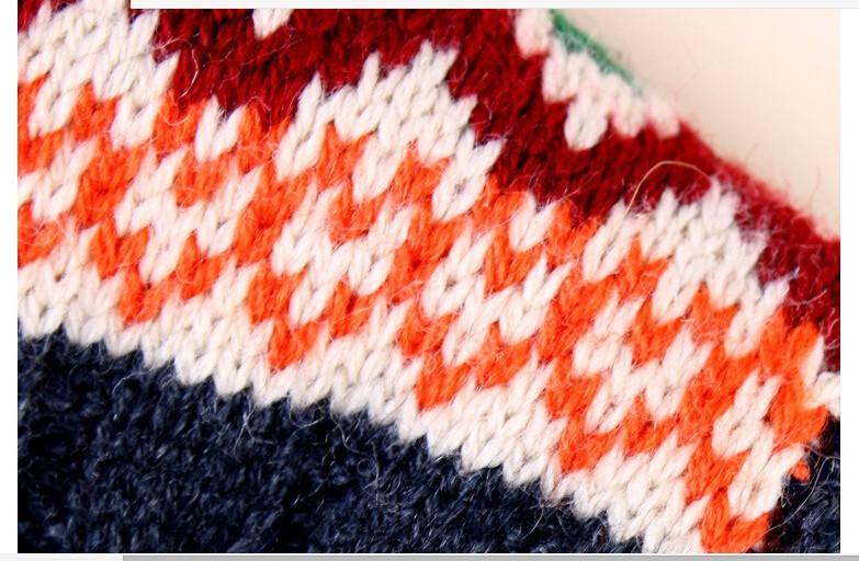 Скидки на Новые мальчики свитер кашемировый свитер зимой Южной кореи детские свитера футболки утолщение цвет