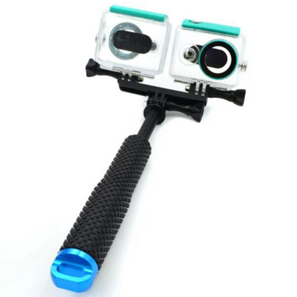 Gopro Accessories Double Bracket Bridge Connector with Screw For GoPro Hero 4S/4/3+/3/2/1 session Xiaomi yi sj4000 led light