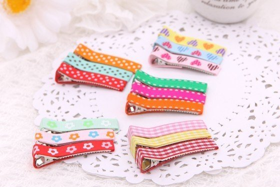 Freeshipping Wholesale,  lace Flower Hairclips/Hairpins/Hairwear/HairAccessories 3 styles