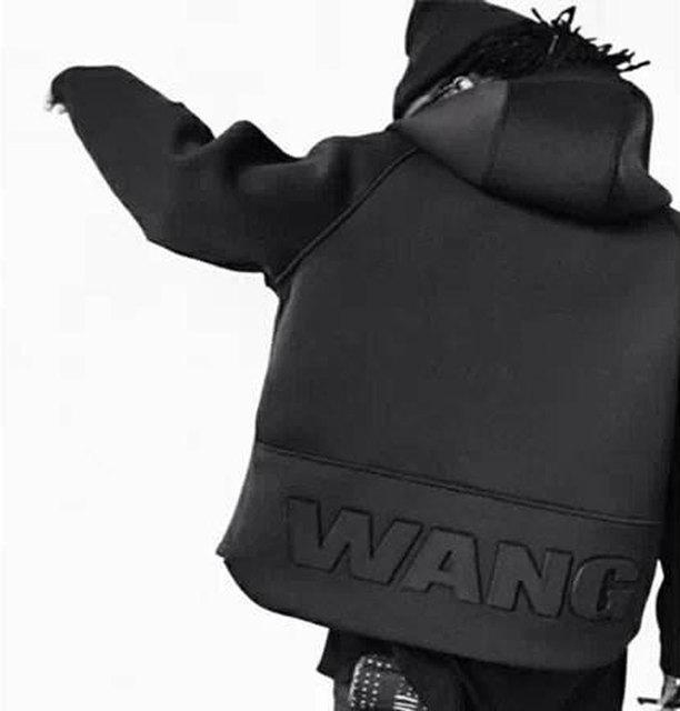 Hoodie Black Jacket
