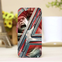 pz0002-4-8 For Marvel Avengers Hulk Design Customized cellphone transparent cases cover for iphone 4 5 5c 5s 6 6plus