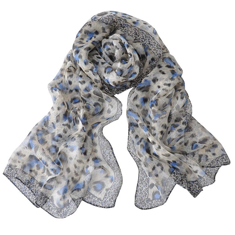 Autumn long design long silk scarf women's scarf elegant silk thin scarf cape(China (Mainland))