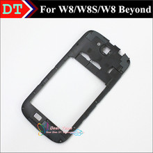 Buy 100% Original THL W8 Middle Frame Chassis Housing Plate Mid Board Bezel Replacement Repair Part Black Color for $12.99 in AliExpress store