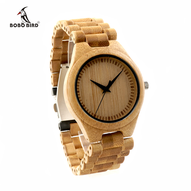 Здесь продается  2016 New Wood Band Watch Relojes Men Bamboo Watches with Wood Strap Japan Move