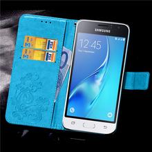 Buy Samsung J1 2016 Case PU Leather Flip Case Cover Coque Samsung Galaxy J1 2016, 6 J120 SM-J120F Etui Funda Carcasa for $4.68 in AliExpress store