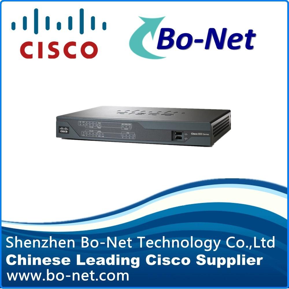 100% genuine cisco router 881W-GN-E-K9(China (Mainland))