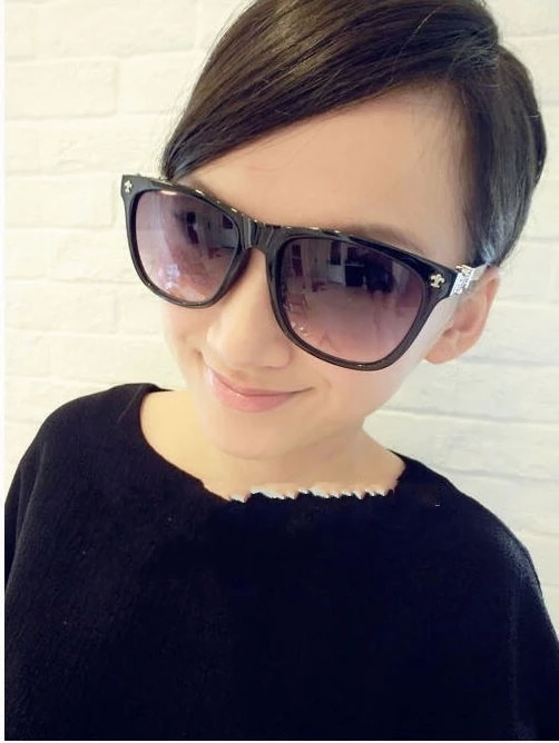 T217 2015 Fashionable Design Plastic Sunglasses china supplier for cheap wholesale(China (Mainland))