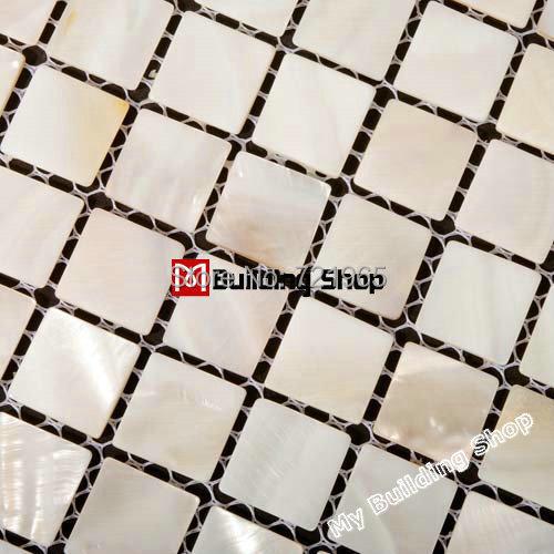 Mother of pearl tile backsplash sea shell mosaic kitchen tiles MOP016 natural pearl shell bathroom tiles mother of pearl tile<br><br>Aliexpress