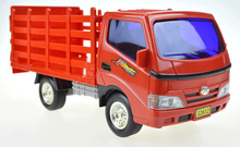 Truck series medium inertia animal transport vehicle Children's toy car