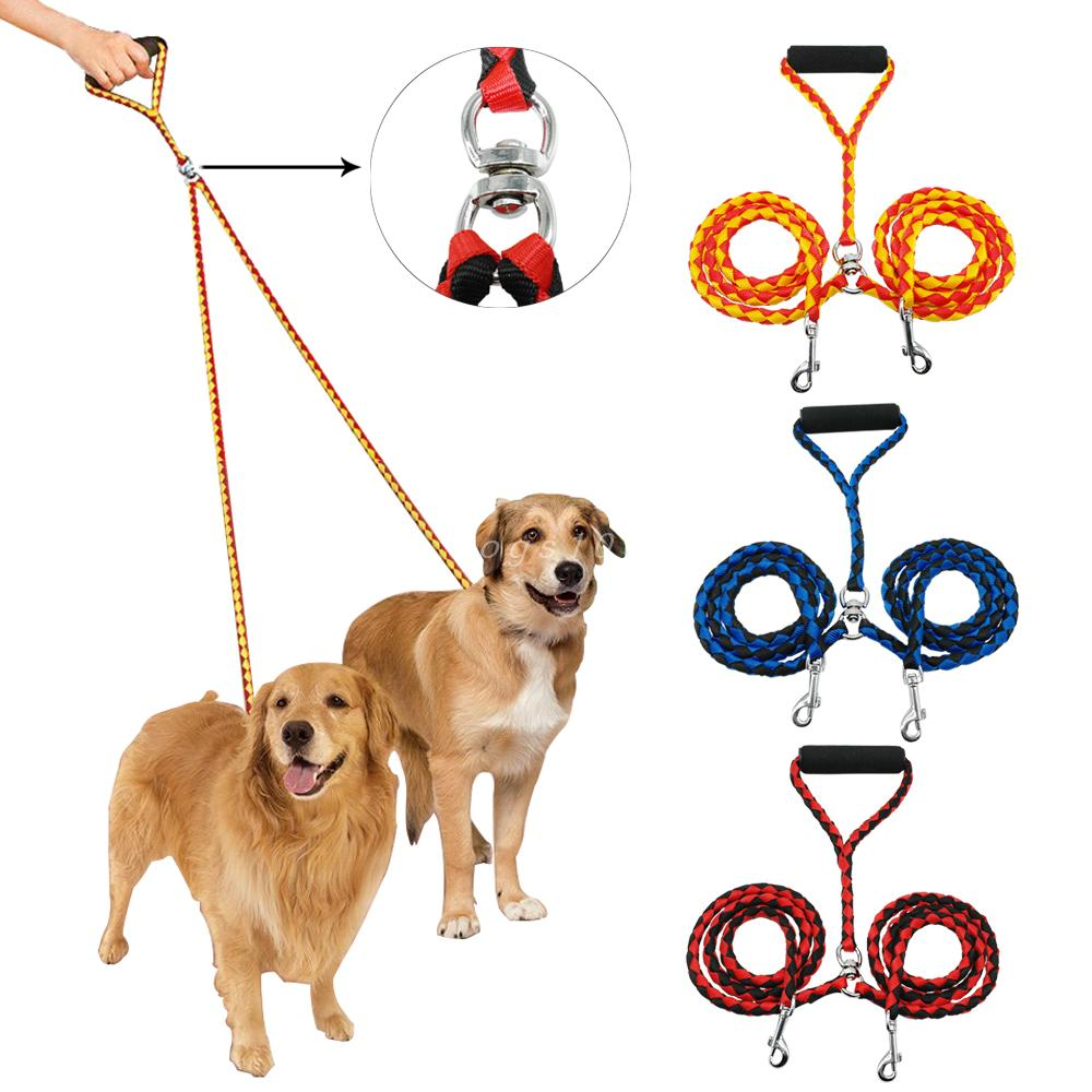 Double Dog Lead Pets At Home