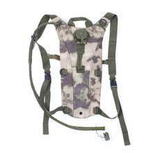 Tactical Military Hydration Backpack 3L Nylon Oxford Cloth Water Bag With 3L Hydration Sport Hiking Climbing Hydration Rucksack