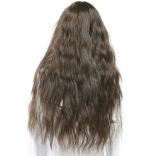 Virgin Front Lace Wigs/Glueless Full Lace girl Wigs fluffy Curly Remy Human Long Hair for Women(China (Mainland))
