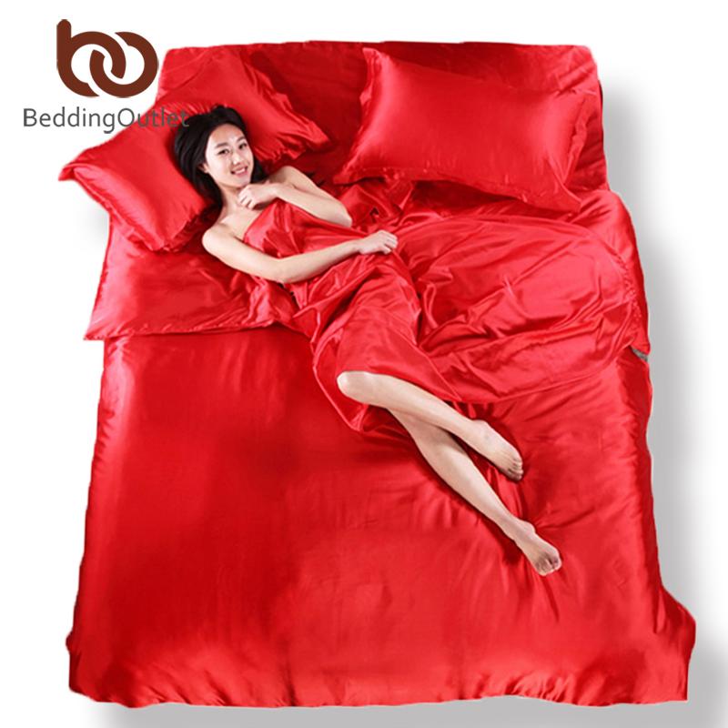 online kaufen gro handel chinesische seide bettw sche aus china chinesische seide bettw sche. Black Bedroom Furniture Sets. Home Design Ideas