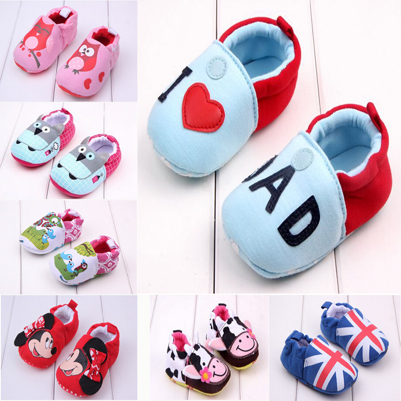 2015 autumn/winter cotton baby first walker baby shoes newborn boy toddler shoes size 11,12,13 cm(China (Mainland))