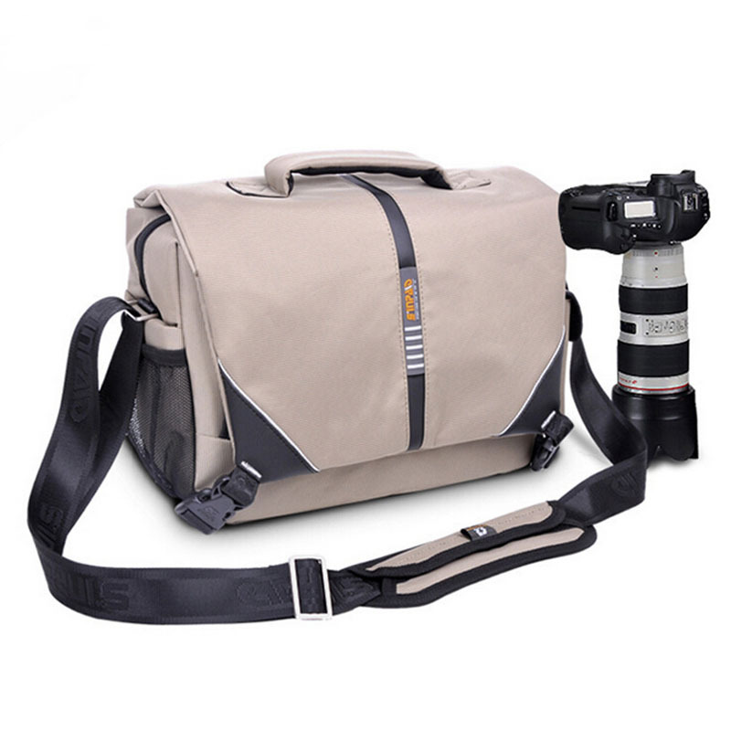 High quality dslr camera bag for nikon d7100 brand dslr bag for canon 600d Professional photo bag lens bag JM982(China (Mainland))