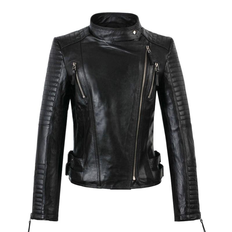 2015 Womens Leather Jackets And Coats Short Feminino Streetwear Ladies Faux Leather Jacket Fashion PU Women Biker Jacket BlackОдежда и ак�е��уары<br><br><br>Aliexpress