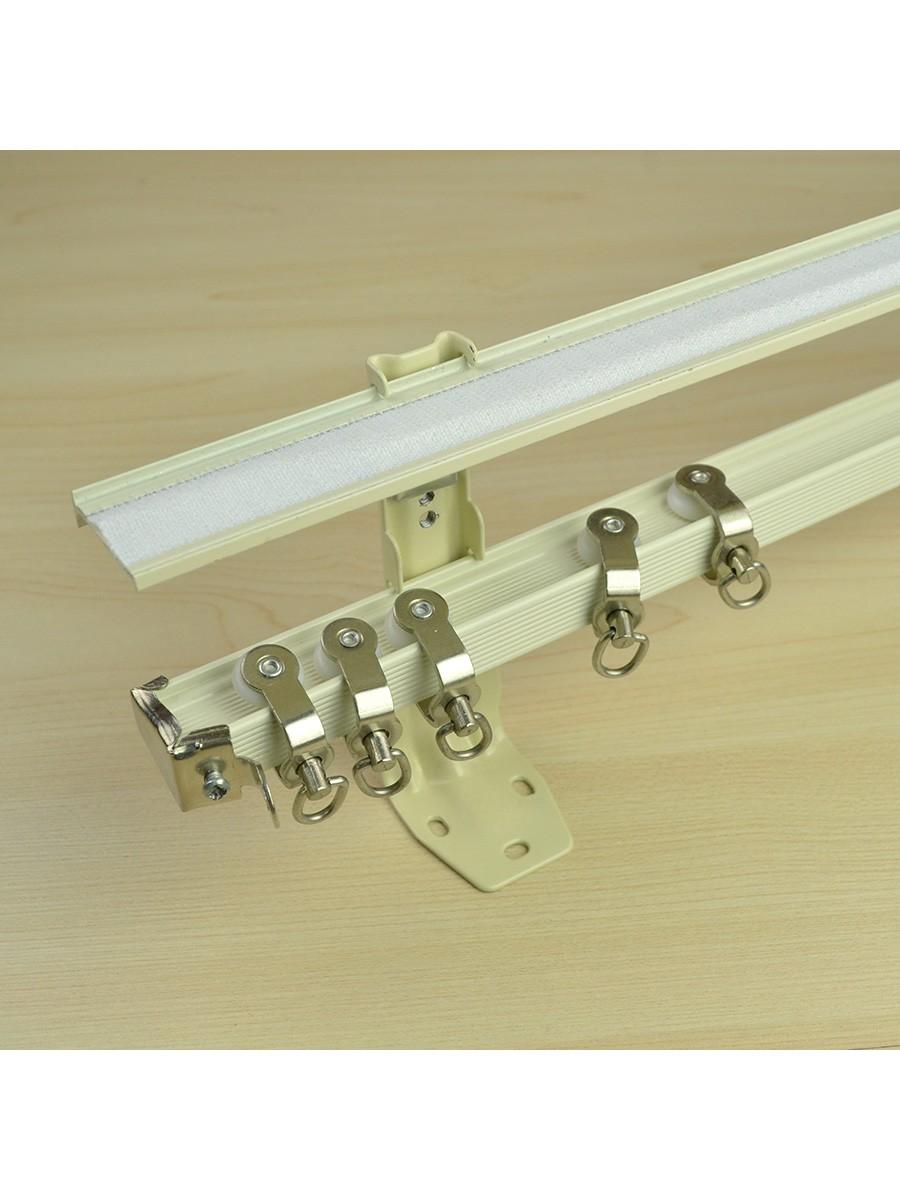 Online kopen wholesale volant gordijn track uit china volant ...