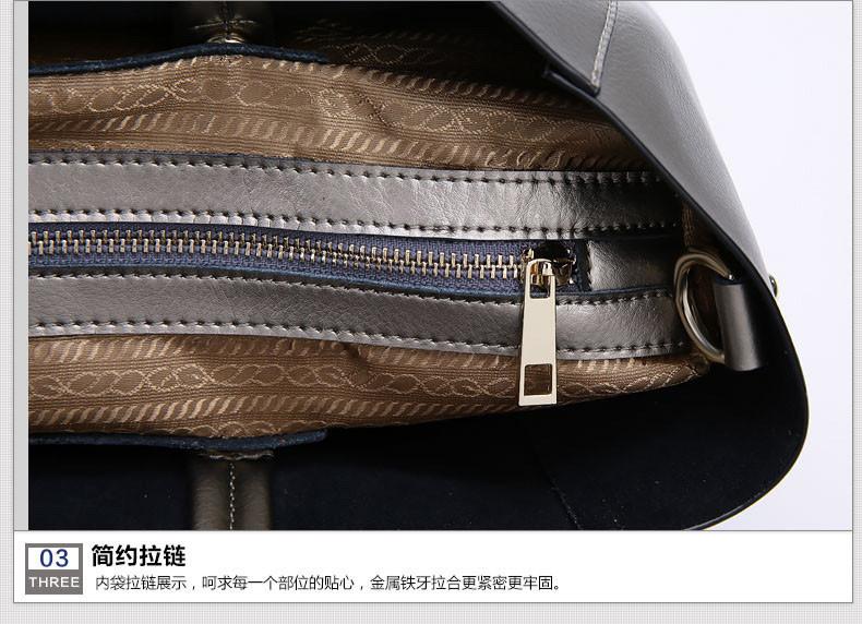 ซื้อ ขายร้อน!แฟชั่นผู้หญิงกระเป๋าหนังแท้ของMessengerกระเป๋าหรูยี่ห้อCowhideเลดี้กระเป๋าสะพายถุงช้อปปิ้ง2016