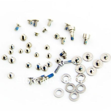 100% guarantee original full set Screws for iphone 4S