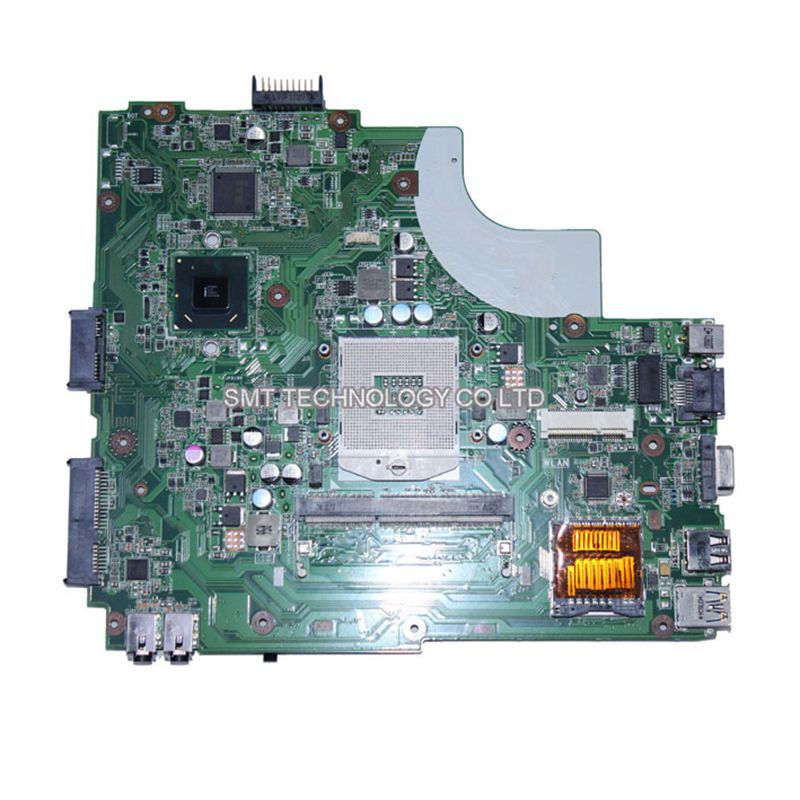 K43L X44H for ASUS Laptop Motherboard 60-N7SMB1400 System board/Mainboard) fully tested & working perfect(China (Mainland))