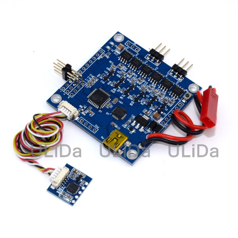 2 Axis NEW BGC 3.1 MOS Large Current 2-Axis Brushless Gimbal Controller Board Driver Alexmos SimpleBGC Firmware 2.2b2 - CN Sunshine Store store