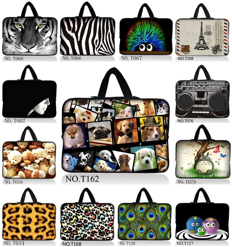 """13"""" Laptop Soft Case Sleeve Bag +Hide Handle For 13.3"""" Lenovo IdeaPad Yoga 13 For Apple Macbook/HP Dell /Sony / Acer(China (Mainland))"""