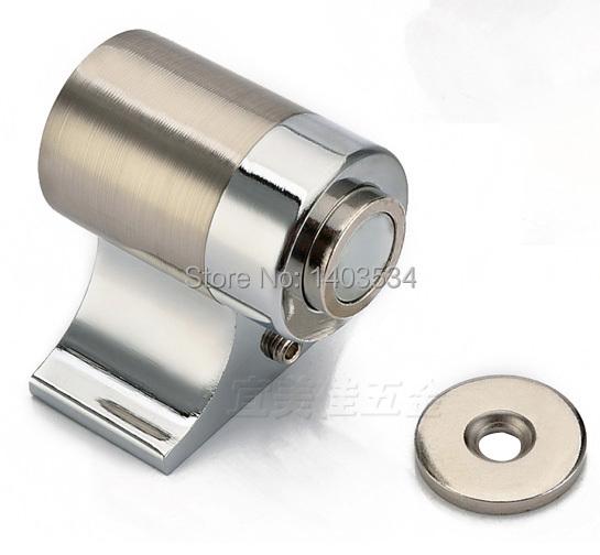 Door stopper magnetic
