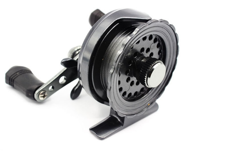 Free shipping,quality Outdoor super light Fly Fishing Reel Japan Gear Left/Right Handed Raft fishing Reels Tackle Fish Reel(China (Mainland))