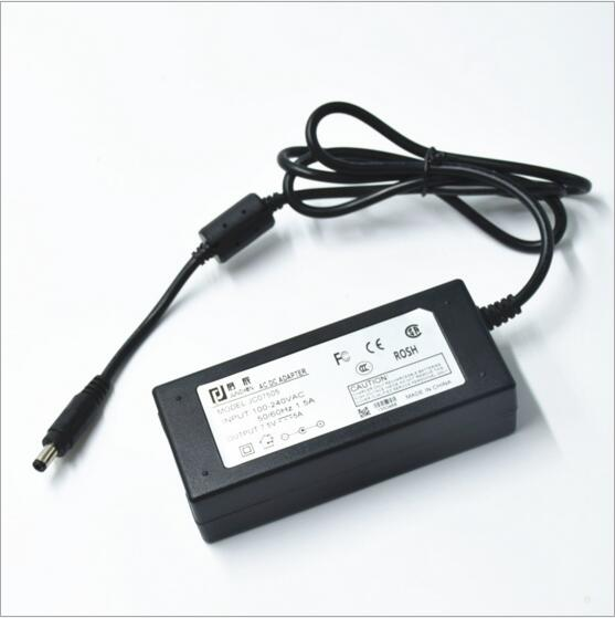 Free shipping 7.5V 5A power adapter 7.5V 5A switching power supply 7.5V 5A DC power supply manufacturers supply